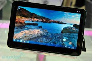 LG UX10 Windows 7 Tablet PC