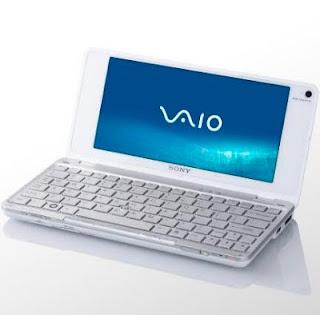 New Sony Vaio P Model