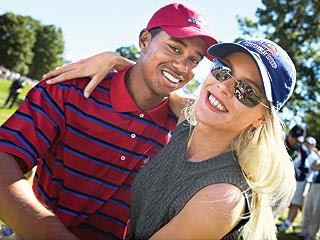 Tiger Woods Elin Nordegren Divorce Settlement