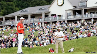 Ryder Cup TV 2010 Report
