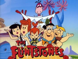 The Flintstones Characters in Google