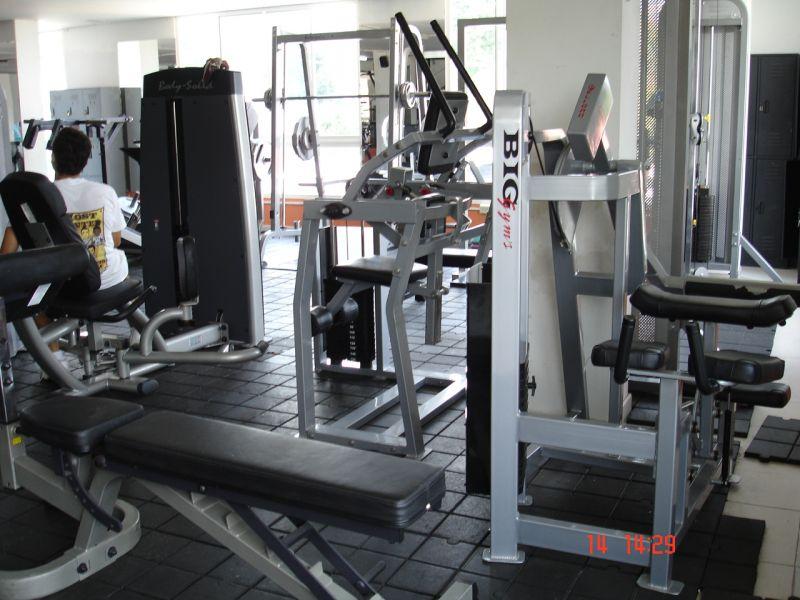 Gym and sport estrategias competitivas for Gimnasio 4 torres
