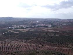 -Vista panoramica de mi pueblo-