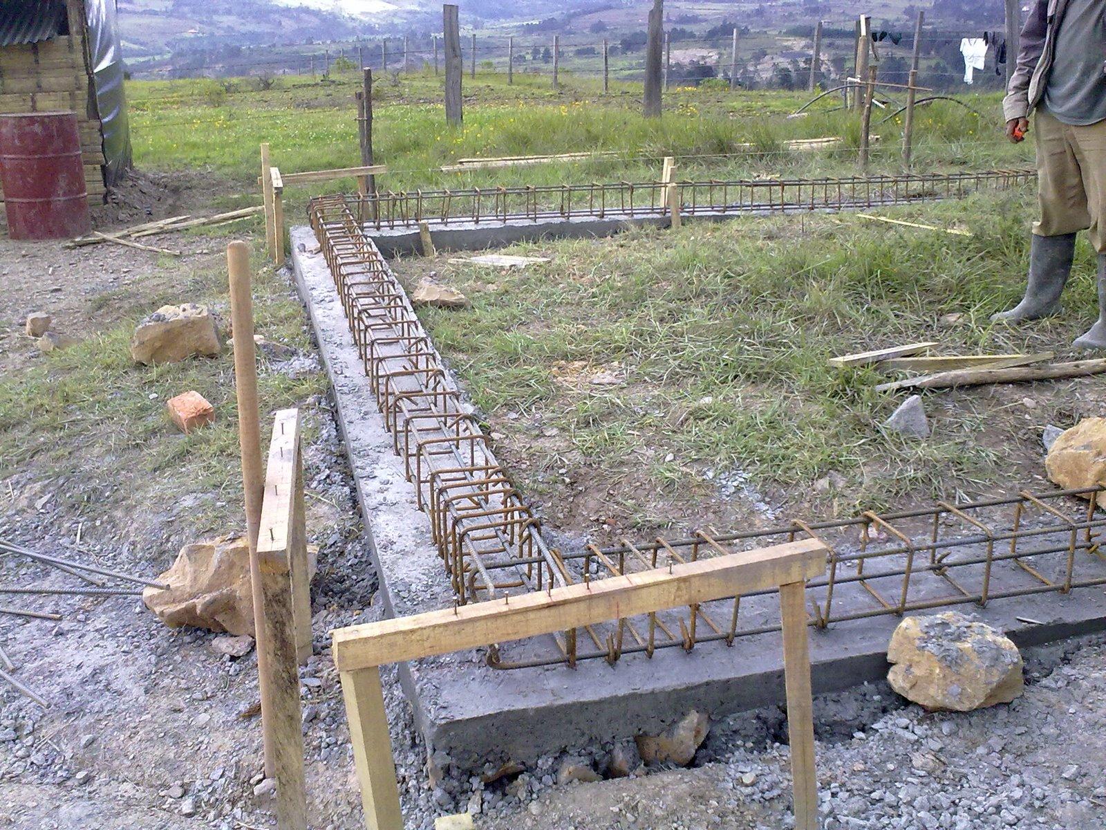 Villa de leyva la cueva november 2010 for Como hacer un piso de cemento paso a paso