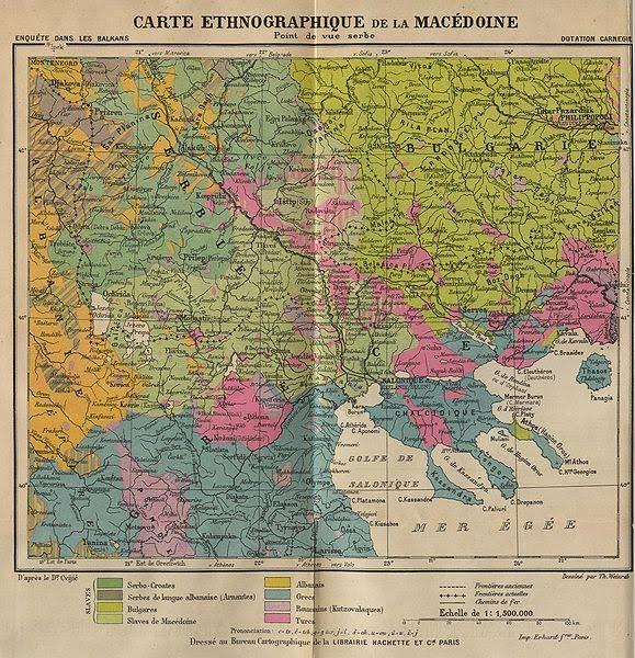 Το καζάνι των βαλκανίων: η μεταξική