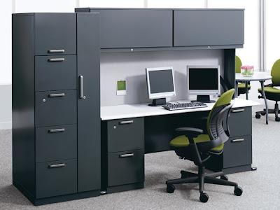 Dise o melamina muebles para oficina for Diseno de muebles para oficina