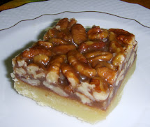 Pecan Squares Dallas Duo Bakes
