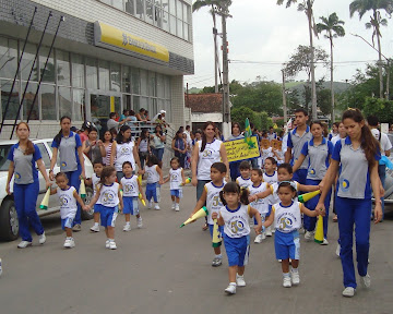 Desfile 50 anos CNEC - Timbauba
