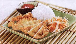 Chiken Katsu