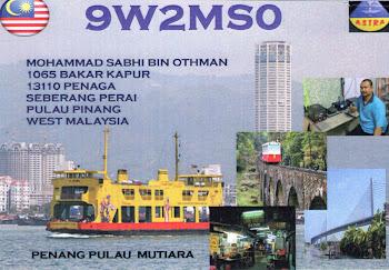 QSL Card 10M