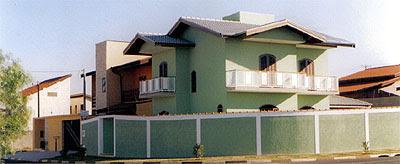 Residência em junho de 2007.