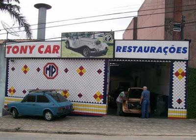 Oficina Tony-Car