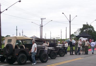 Jeeps militares