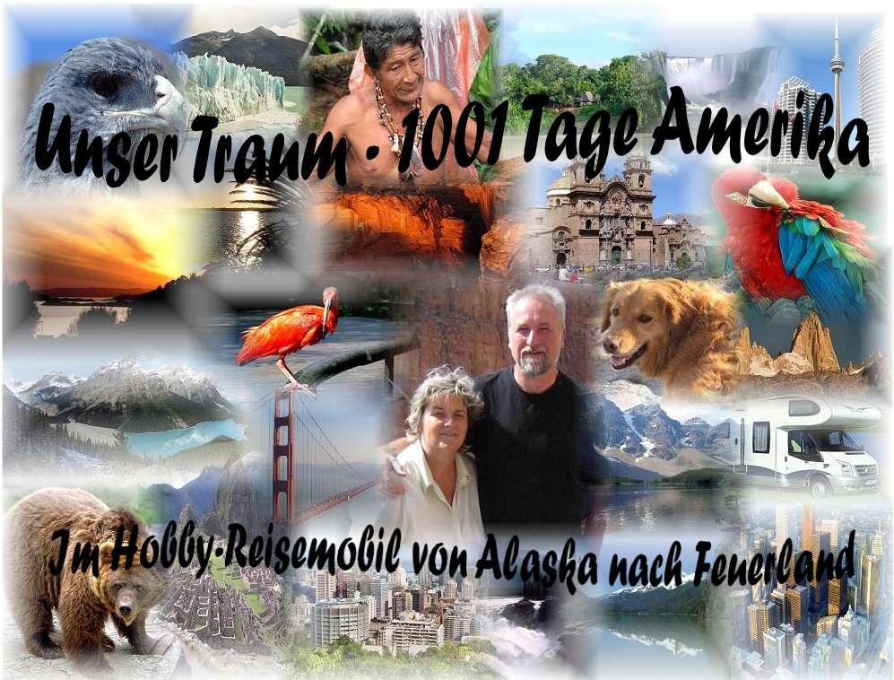 Unser Traum - 1001 Tage Amerika