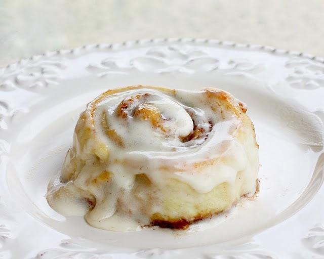 Cinnabon Cinnamon Rolls | Basic Bites