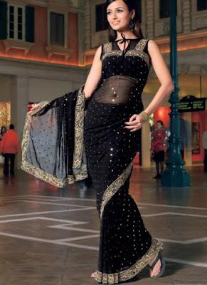 Latest Silk Sarees Langa Voni Davani Voni Designs Township PHoto Voni
