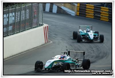 三級方程式@澳門格蘭披治大賽車