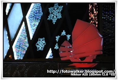 Swarovski水晶聖誕樹