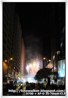 廣東道的平安夜