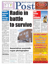 FRONT PAGE OF LATEST EDITION OF THE POST