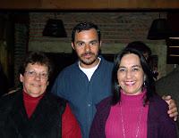 Rejane Botelho e Nauro Júnior
