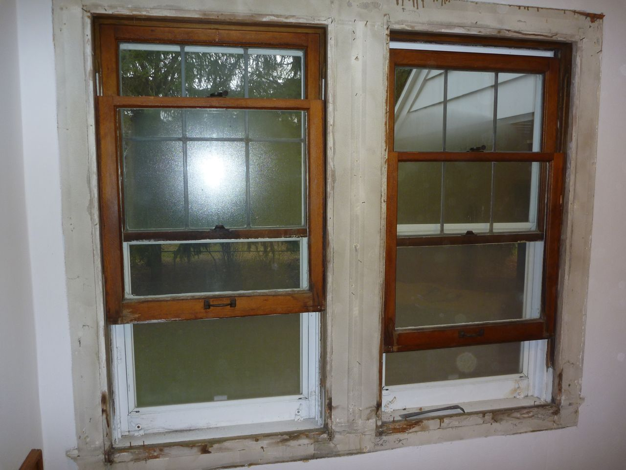 How To Install Full Frame Replacement Windows