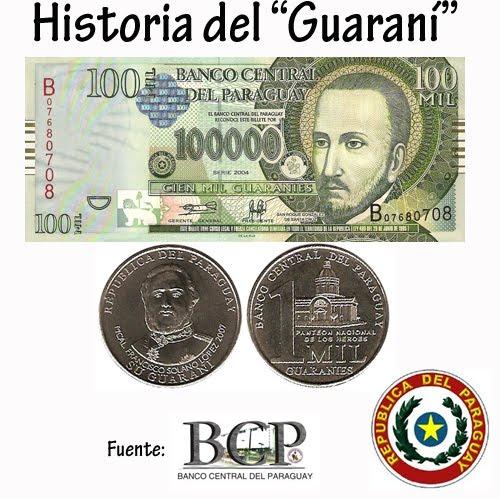 Historia del Guaraní
