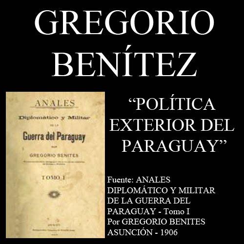 La historia del paraguay desde la colonia hasta nuestros for La politica exterior de espana