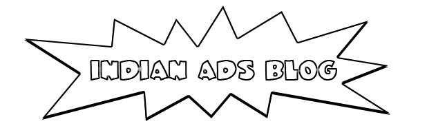 Indian Ads Blog