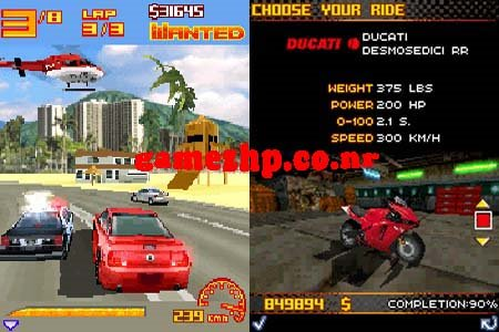 gta.sisx hd game for nokia e71 s60v3 320x240