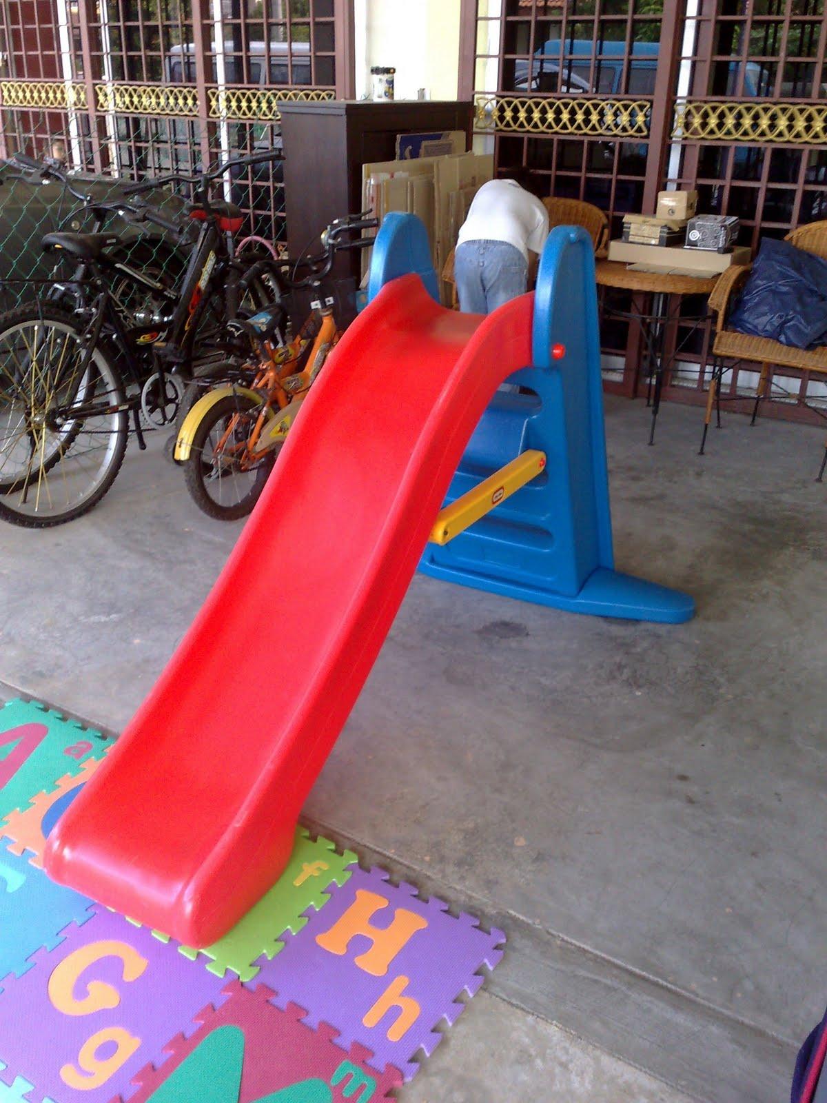 Http Letsgrab Blogspot Com Huge Little Tikes Slide For Kids