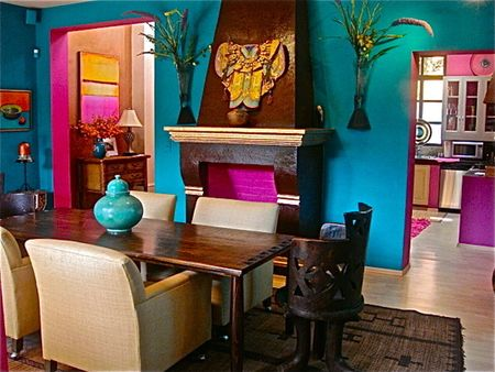 Colored Rooms Captivating Of Bright Room Colors Picture