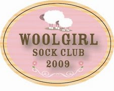 WoolGirl 2009 Sock Club