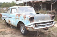1957 Chevrolet Project Car