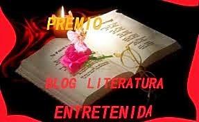 MI PRIMER PREMIO.PREMIO LITERATURA ENTRETENIDA