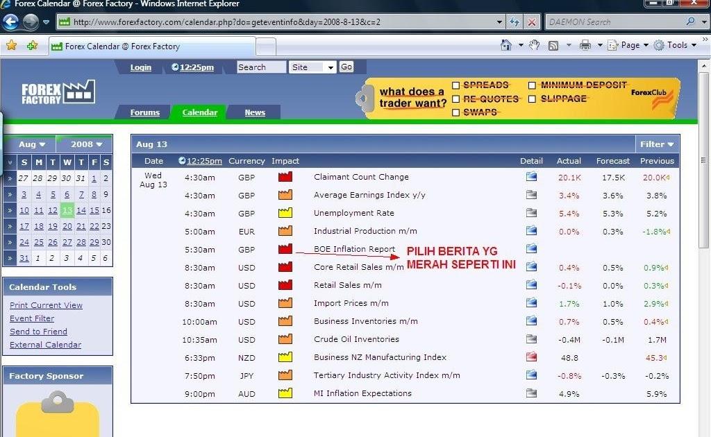 Forex trader blogspot