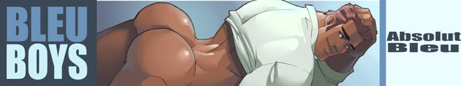 7. bleuboys Great site with really hot (but X-rated) 'toons!