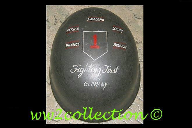 Nazi Fallschirmjäger Helmet War Relic