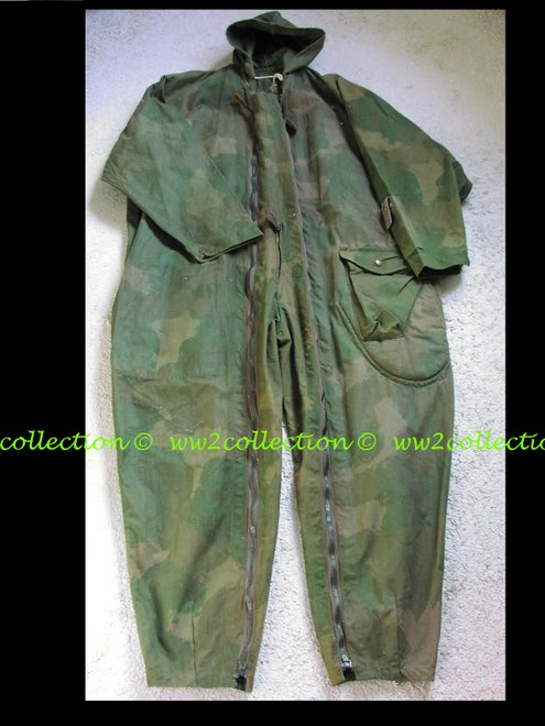 SOE Jump suit Camouflage  WW2 Special Operations Executive
