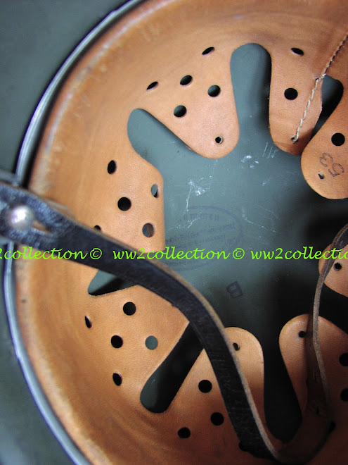 M35 Helmet Markings