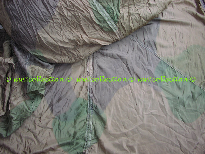 WW2 German camouflage Parachute