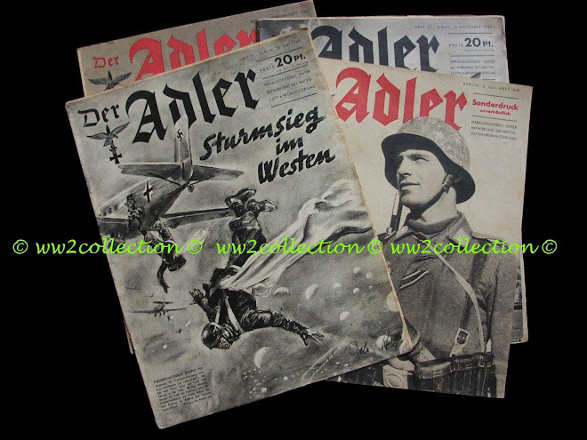Der Adler, Luftwaffe Magazine WW2