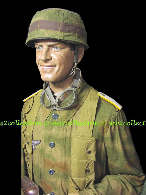 WW2 Camouflage, Marsh camo LW Field Div Jacket