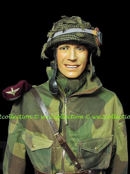 Denison camouflage Jump Smock WW2
