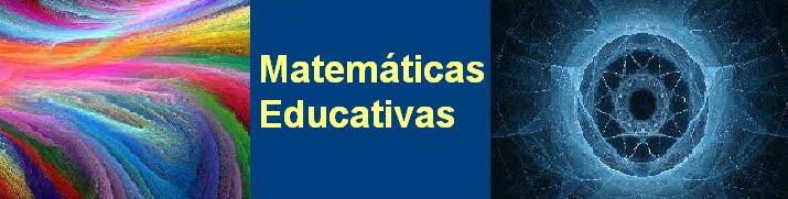 Matemáticas Educativas