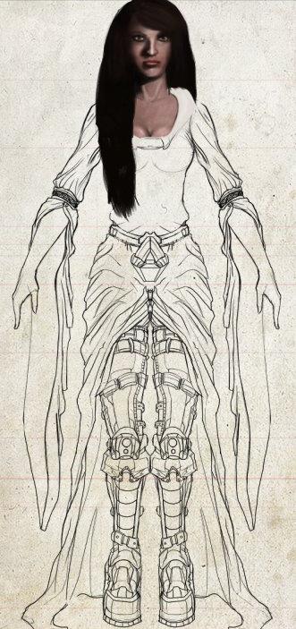 Joseph McFarlane's Sketchbook