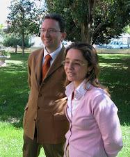 Josemaría de Andrés y Ester Morata