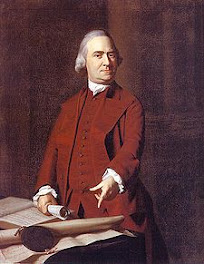 Samuel Adams - One of the Founding Fathers of the USA.