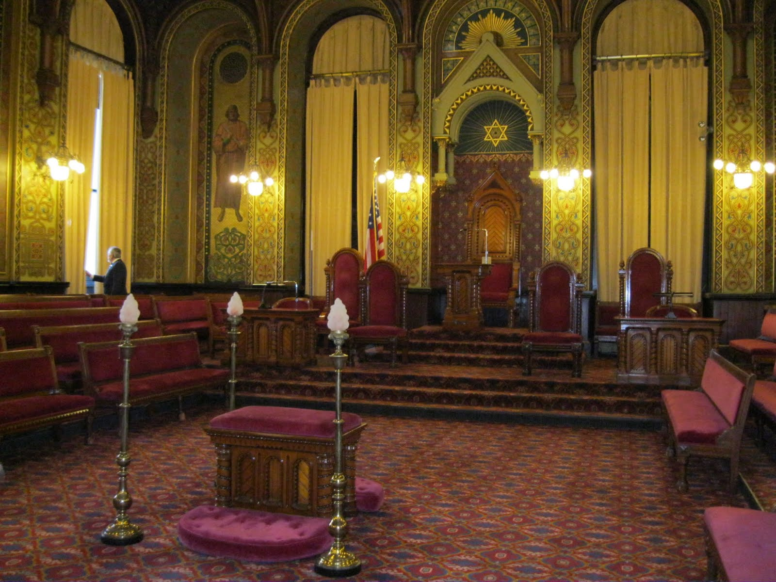Pa State Inspection >> The Grand High Priest of the Grand Chapter of Royal Arch Masons of Ohio: Grand Chapter of PA