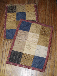 Small Quilts  ($8+ shipping)